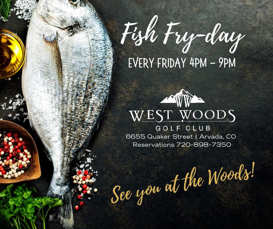 Fish Fry day Calendar