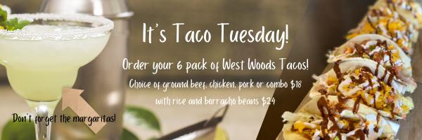 Taco Tuesday Email Header